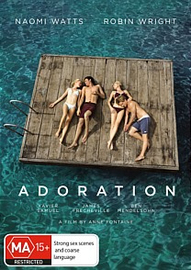 Adoration on DVD image
