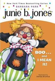 Junie B, 1st Grader: No.24 by Barbara Park image