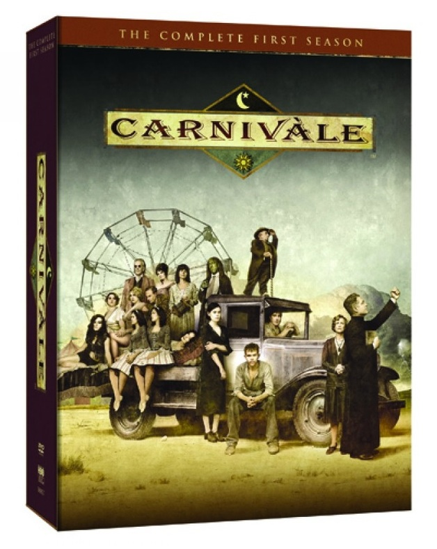 Carnivale - The Complete First Season (6 Disc Box Set) on DVD