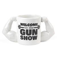 Bigmouth: The Gun Show Mug