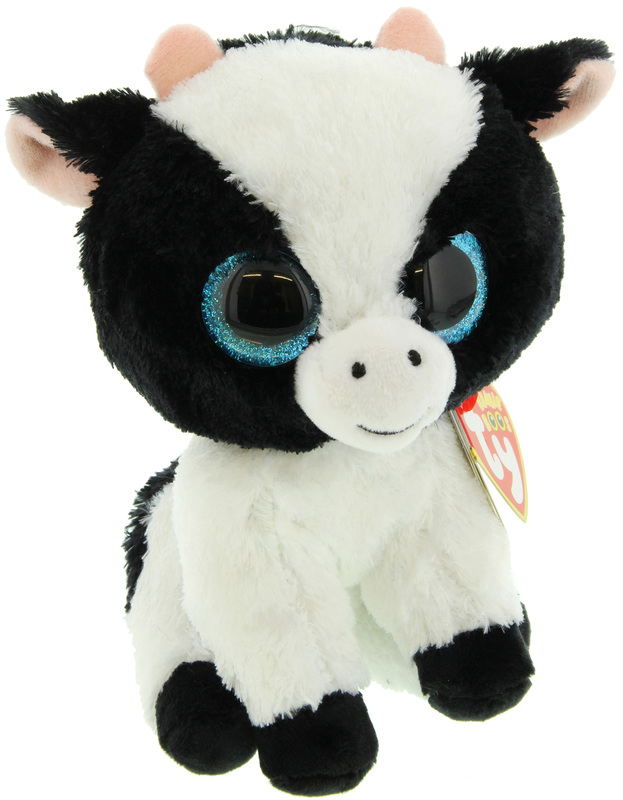 Ty  Beanie Boo s (Butter the Cow)  cba8ec52b179