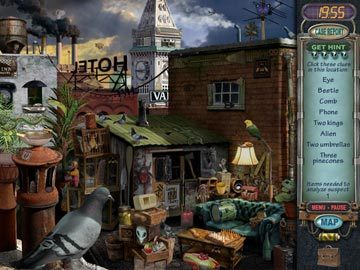 Mystery Case Files: Huntsville (Jewel case packaging) for PC Games image