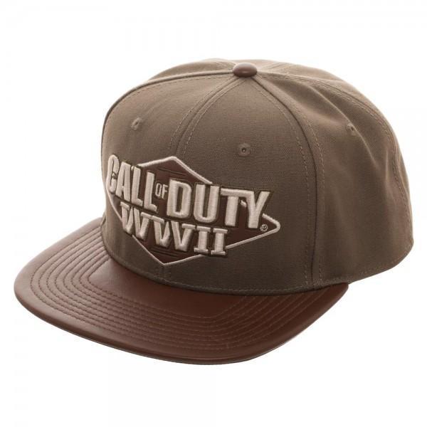 Call of Duty: World War II Snapback Cap | Men's | at Mighty Ape NZ
