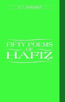 Fifty Poems of Hafiz by A.J. Arberry image