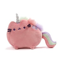Pusheenicorn Sound Toy - Pink