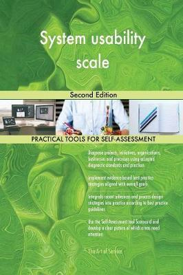 System Usability Scale Second Edition by Gerardus Blokdyk image