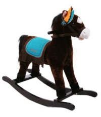 Jolly Ride: Rocking Horse - Western Style
