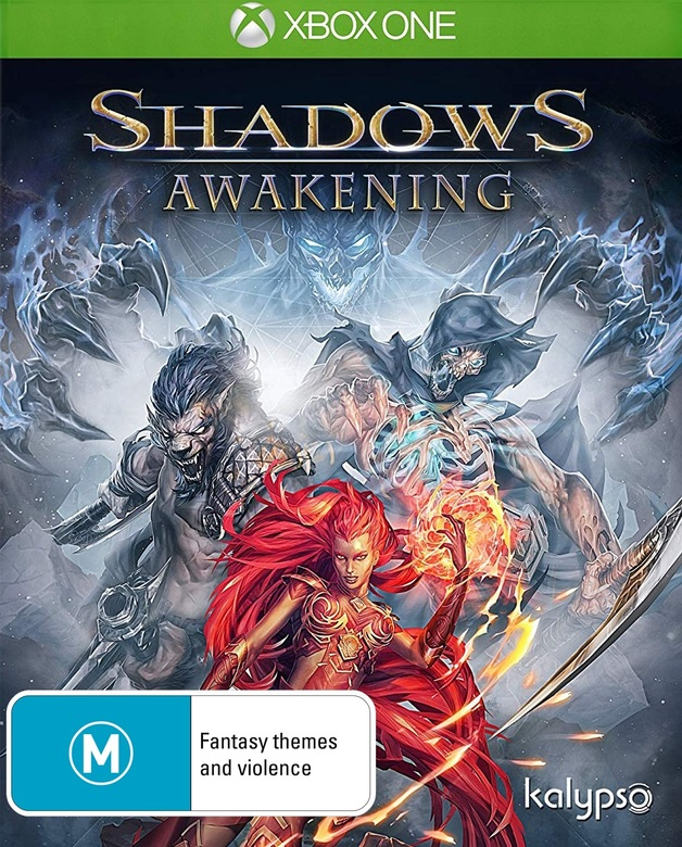 Shadows: Awakening for Xbox One