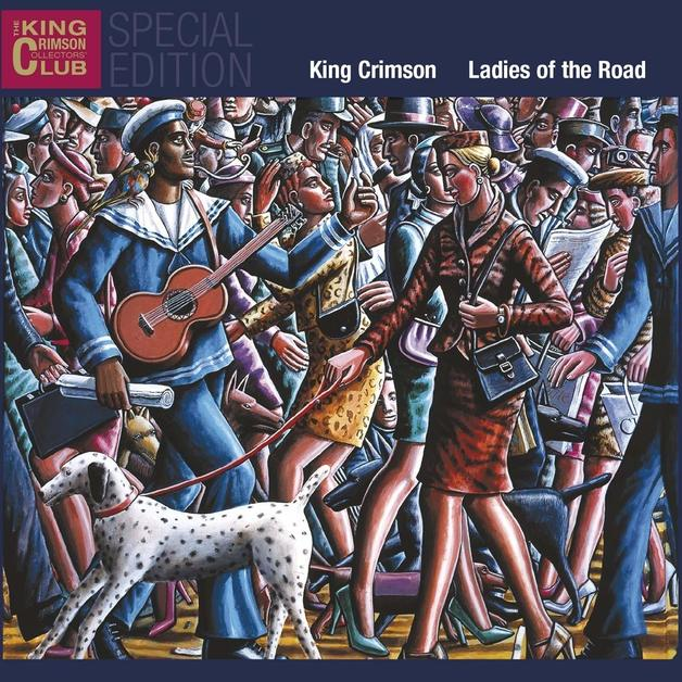 Ladies of the Road by King Crimson