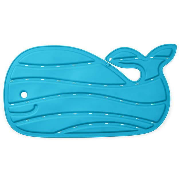Skip Hop: Moby New Bath Mat - Blue