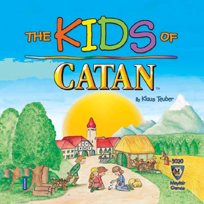 Kids of Catan image