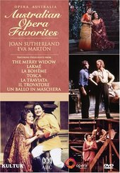 Australian Opera Favourites on DVD