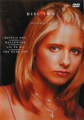 Buffy Season 2 - Disc 2 on DVD