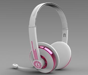 Havit Light-Weight Headset - Pink image