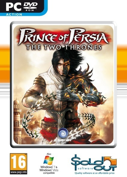 Prince of Persia 3: The Two Thrones for PC