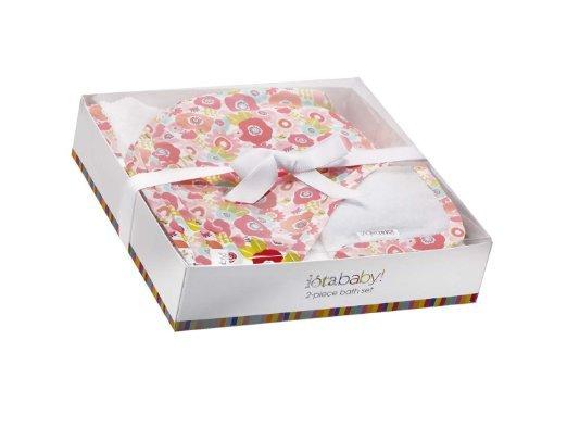 Baby Bath Gift Set (Pink)