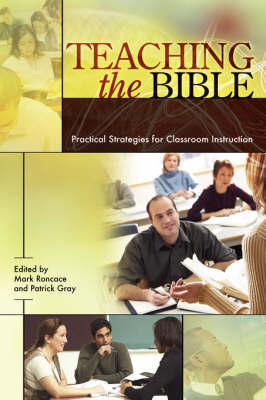Teaching the Bible by Mark Roncace image
