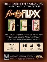 Firefly Fluxx - Card Game image
