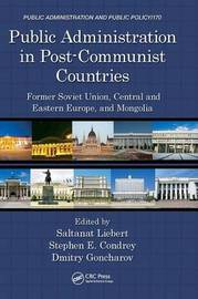 Public Administration in Post-Communist Countries