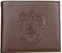 Harry Potter: Gryffindor Embossed - Brown Wallet image