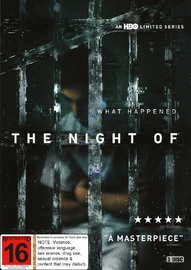 The Night Of on DVD