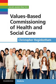 Values-Based Practice by Christopher Heginbotham