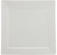 Casa Domani Casual White Evolve Square Platter 30cm Gift Boxed
