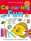 Colouring Fun by Roger Priddy