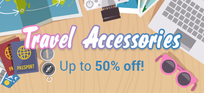 Travel Essentials Sale!