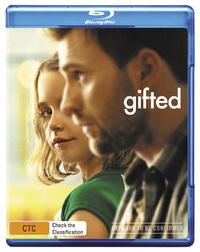Gifted on Blu-ray image
