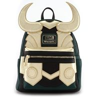 Loungefly: Marvel Loki - Cosplay Mini Backpack