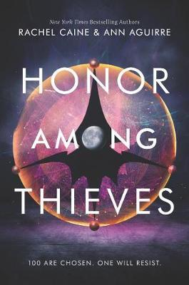 Honor Among Thieves by Rachel Caine image