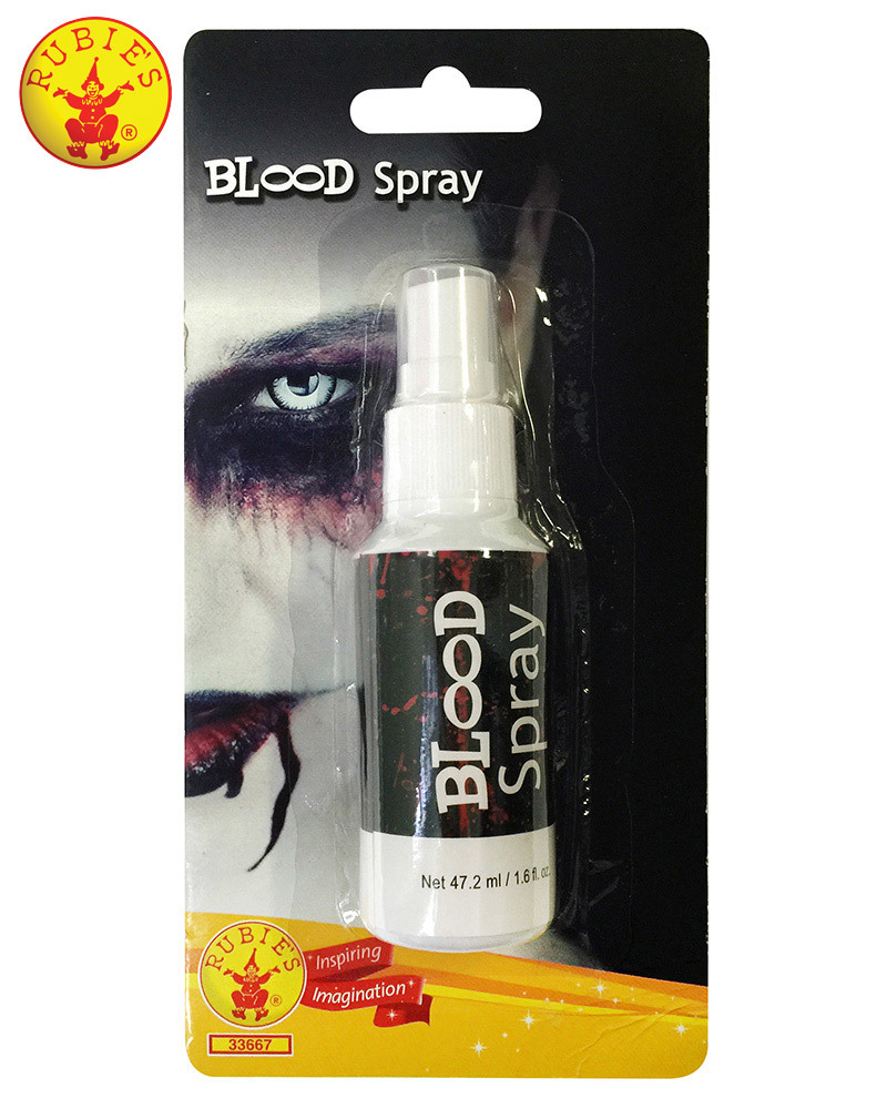 Rubie's: Blood Spray - Cosmetic Accessory image