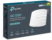 TP-Link AC1350 Wireless Dual Band Gigabit Ceiling Mount Access Point image