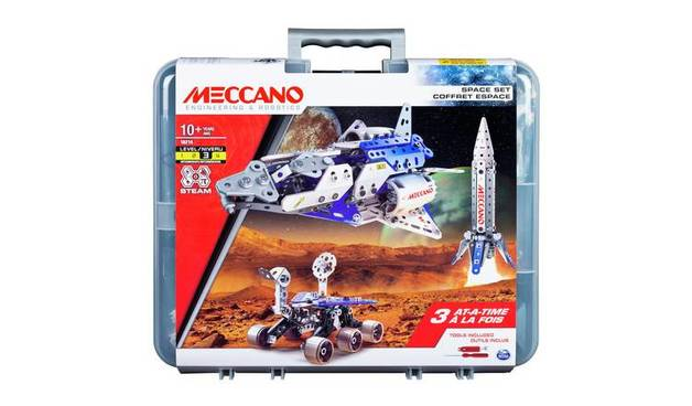 Meccano: Space Model Set