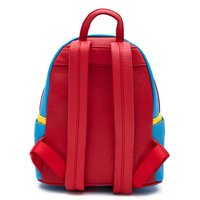 Loungefly: Superman - Vintage Mini Backpack