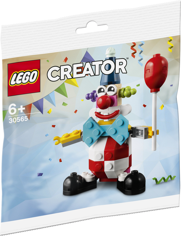 LEGO Creator: Birthday Clown - (30565)