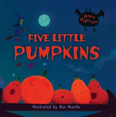 Five Little Pumpkins image