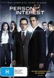Person of Interest - The Complete Third Season DVD