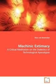 Machinic Extimacy by Marc von Boemcken image