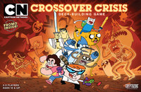 Cartoon Network: Crossover Crisis - Deck-Building Game