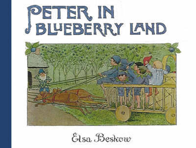 Peter in Blueberry Land by Elsa Beskow image