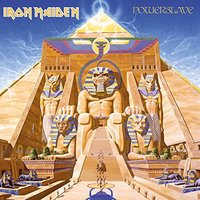 Powerslave (LP) by Iron Maiden