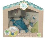 Meiya & Alvin: Alvin the Elephant - Mini Deluxe Teether Set
