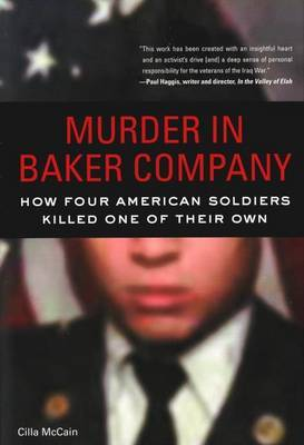 Murder in Baker Company by Cilla McCain image