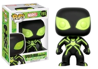 Spider-Man - Stealth Suit (Glow) Pop! Vinyl Figure