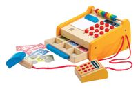 Hape: Wooden Checkout Register