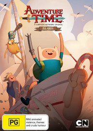 Adventure Time: Islands (Collection 13) on DVD image