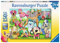 Ravensburger: Patchwork Pups - 150pc Puzzle