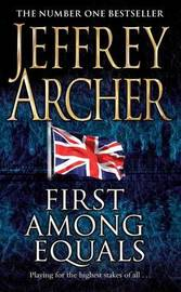 First Among Equals by Jeffrey Archer image